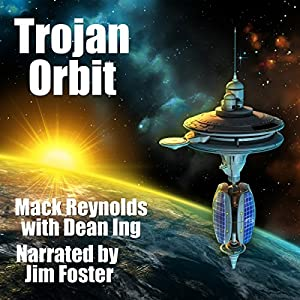 Trojan Orbit Audiobook