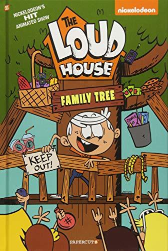 The Loud House #4 Family Tree [Nickelodeon - Team, The Loud House Creative] (Tapa Dura)