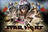 Poster Star Wars Episode 1 Pod Race and Accessory Item