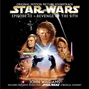 Star Wars Episode 3 : La Revanche des Sith (inclus 1 DVD)