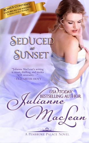 Seduced at Sunset (Pembroke Palace Series)