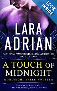 A Touch of Midnight: (vampire romance) (Midnight Breed) e-book downloads