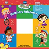 Disney's Little Einsteins: Numbers Adventure (1423110099) by Kelman, Marcy