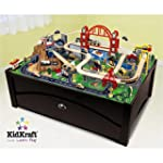 KidKraft 17935 Metropolis Train Table...