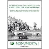 Internationale Grundsätze und Richtlinien der Denkmalpflege. International principles and guidelines on the preservation...
