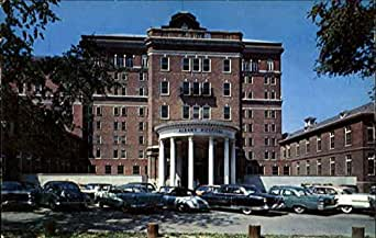 Main Building Of Albany Hospital And Medical Center Albany, New York