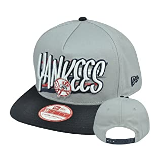MLB New York Yankees NE Pinna A-Frame 9Fifty Snapback Cap by New Era