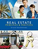 img - for Real Estate Principles and Practices by Arlyne Geschwender (2009-03-05) book / textbook / text book