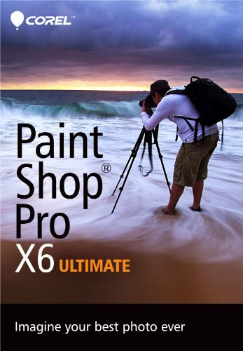 PaintShop Pro X6 Ultimate [Download]
