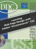 img - for Learning Web Page Design with Dreamweaver CS3 [With CDROM] book / textbook / text book
