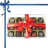 Chocholik Belgium Chocolates Gift - 15pc Exotic Truffle Collection