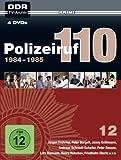 Polizeiruf 110 Box 12: 1984-1985 (DDR TV-Archiv) [4 DVDs]