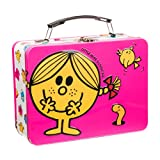 Vandor 44070 Mr. Men Little Miss-Little Miss Sunshine Large Tin Tote, Multicolor
