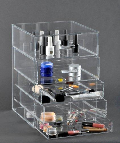 Clear Acrylic Makeup Organizer (A5)