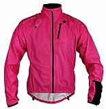 Polaris Womens Aqualite Extreme Waterproof Jacket Fluo Pink Size 16
