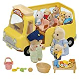 Sylvanian Families - Nursery School Bus