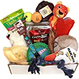 Woof! Doggie Gift Box - For Small Size Dogs (Treat & Play)