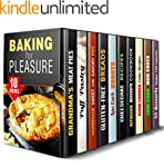 Baking for Pleasure Box Set (10 in 1)...