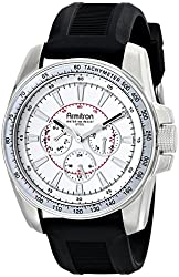 Armitron Men's 20/4958WTSVBK Stainless Steel Watch