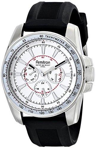 Armitron 20/4958WTSVBK - Reloj para hombres