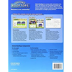 Rooftops 2. Activity Book Pack