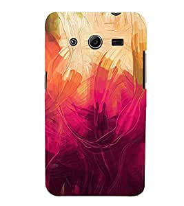 Illustration Painting 3D Hard Polycarbonate Designer Back Case Cover for Samsung Galaxy Core 2 G355H
