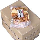 せんべいおかき ミックス 新潟 割れせん1箱(270g×10袋)