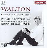 Walton: Symphony No 1/Violin C