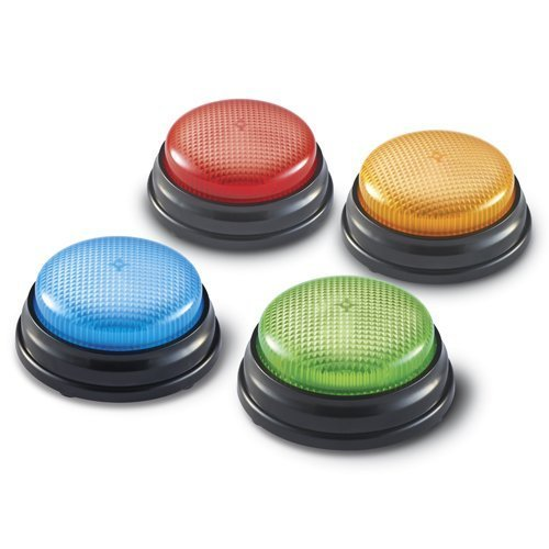 Lights and Sounds Buzzers by Learning Resources [Toys & Games] PDF