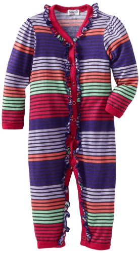 Splendid Littles Baby-girls  Camden Stripe Playsuit, Sprinkles, 12-18 Months