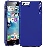 iPhone 6s Case - CaseCrown Lux Glider (Blue Sapphire)