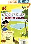 Kindergarten Page Per Day: Reading Sk...
