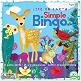 Life on Earth Simple Bingo Child Board Game