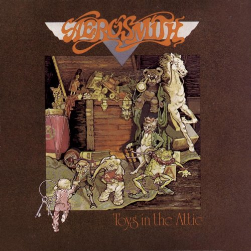 Aerosmith - toys_in_the_attic - Zortam Music
