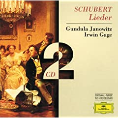 Schubert: Lieder (2 CDs)
