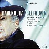 ベートーヴェン:交響曲全集(6枚組)/Barenboim: Beethoven: The Nine Symphonies