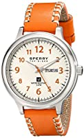 Sperry Top-Sider Men's 10018687 Largo Analog Display Japanese Quartz Brown Watch from Sperry Top-Sider Watches MFG Code