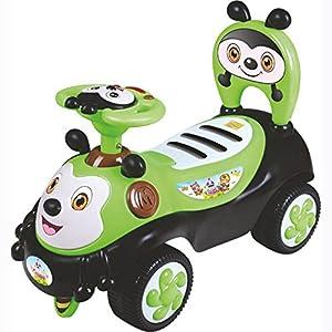 Bobby Car Rutschfahrzeug Rutschauto Rutscher Babyauto Biene grün neo4kids