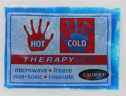 """Caldera Hot and Cold Therapy Gel Pack : 10"""" x 15"""" Single Pac"""