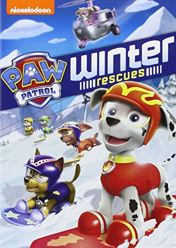 Paw Patrol: Winter Rescues [Import USA Zone 1]