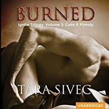 Burned (       UNABRIDGED) by Tara Sivec Narrated by Jason Clarke, Ashley Klanac