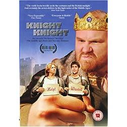 Knight Knight DVD