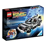 DeLorean Time Machine Building Set Picture