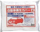 アイリスオーヤマ 養生 カバー 自動車 Mサイズ M-CC-M