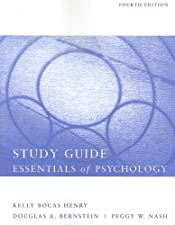 Study Guide for Bernstein by Douglas Bernstein
