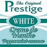 Prestige Essences Peppermint Liqueur, White Creme de Menthe 20ml Flavours 750ml