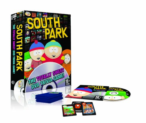 South Park The Totally Sweet DVD Game - 1
