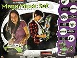 Kawasaki Mega Music Combo Set Keyboard & Guitar