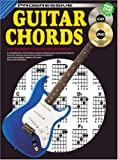 Guitar Chords: For Beginner To Advanced Guitarists Bk/Cd/Dvd