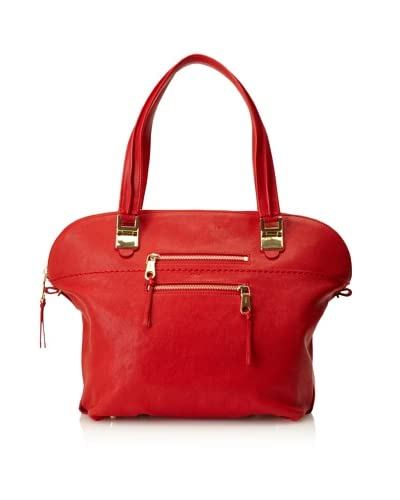 Chloé Women's Double Handle Tote, Red As You See